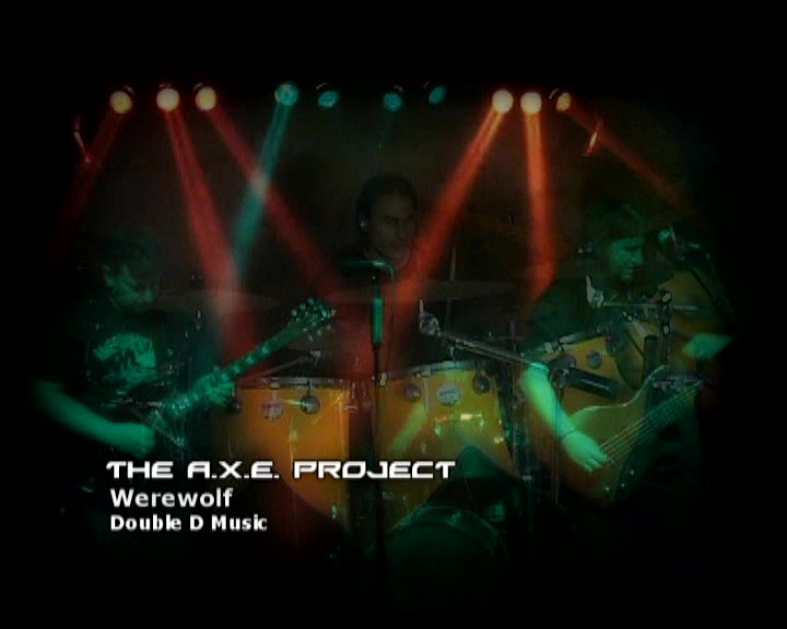 The A.X.E. Project - Werewolf